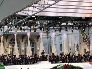 Festa Repubblica Roberto Bolle
