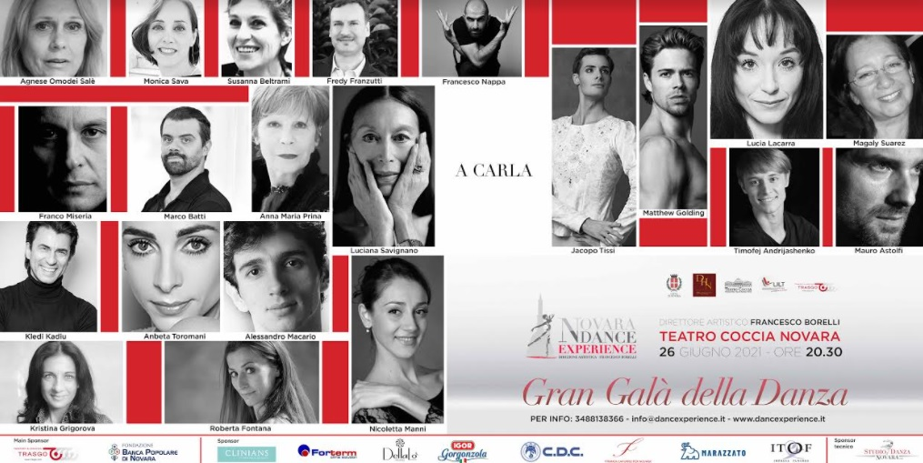 Novara Dance Experience 2021