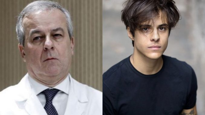 Franco Locatelli su Michele Merlo