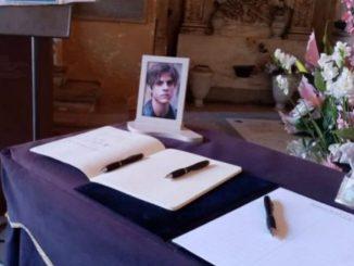 Funerale Michele Merlo