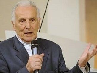 Il professor Silvio Garattini
