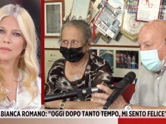 Genitori di Mauro Romano