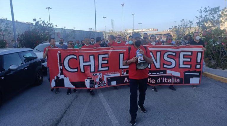 Genova sciopero