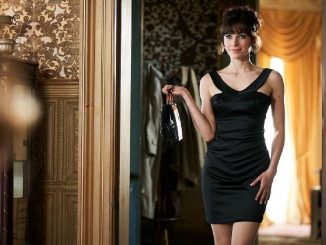 Curiosità sull'attrice Geraldine Hakewill
