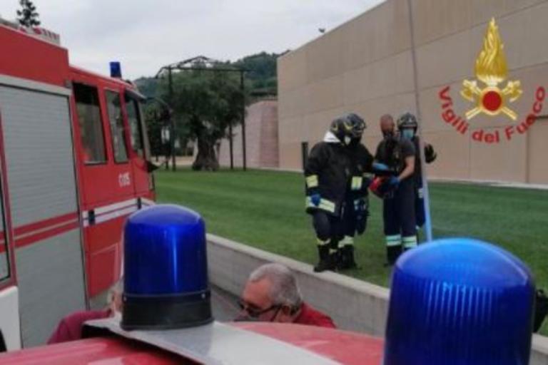 Incidente lavoro Cuneo