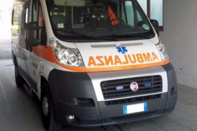 Incidente sul lavoro a Sant'Andrea del Pizzone