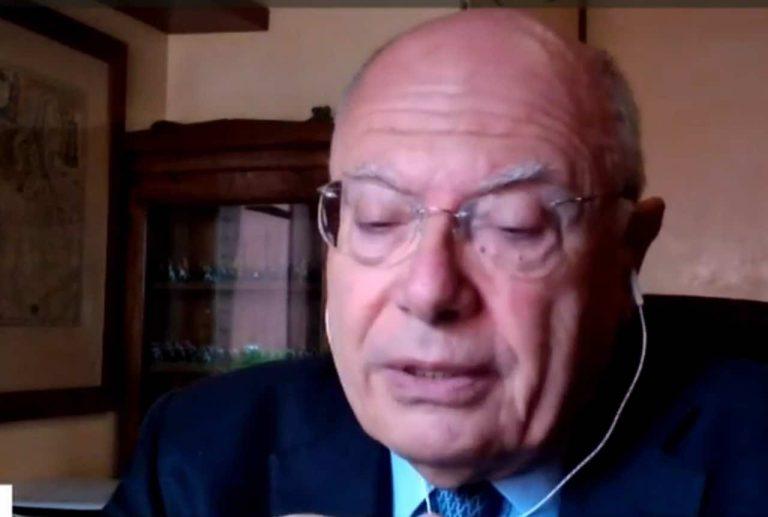 Massimo Galli parla di Covid-19