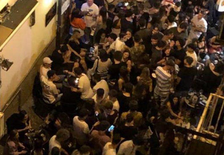 Napoli, movida violenta e rissa al Vomero