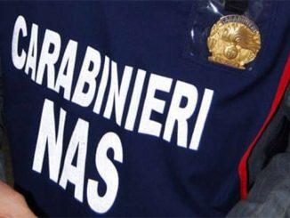 Nas dei Carabinieri all'opera sulle ambulanze