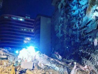 Crollo palazzo Miami, cresce il numero dei dispersi