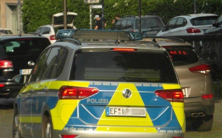 La polizia tedesca è a caccia dell'accoltellatore