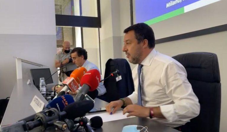Salvini Ddl Zan