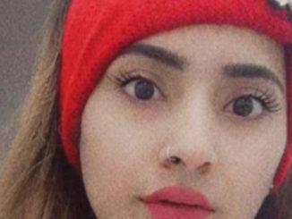 Saman Abbas minacce fidanzato