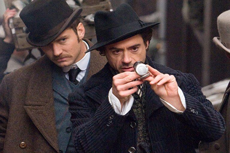 Robert Downey Jr, Jude Law
