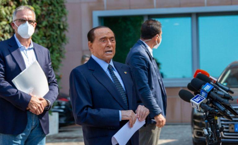 Berlusconi sto meglio