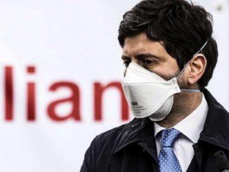 Speranza mascherine aperto