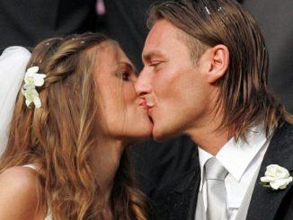 Francesco Totti e Ilary Blasi: 16 anni di matrimonio, l'anniversario