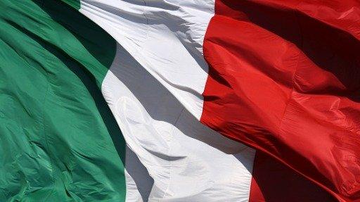 i  colori della bandiera