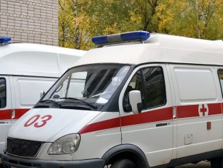 droga su ambulanza
