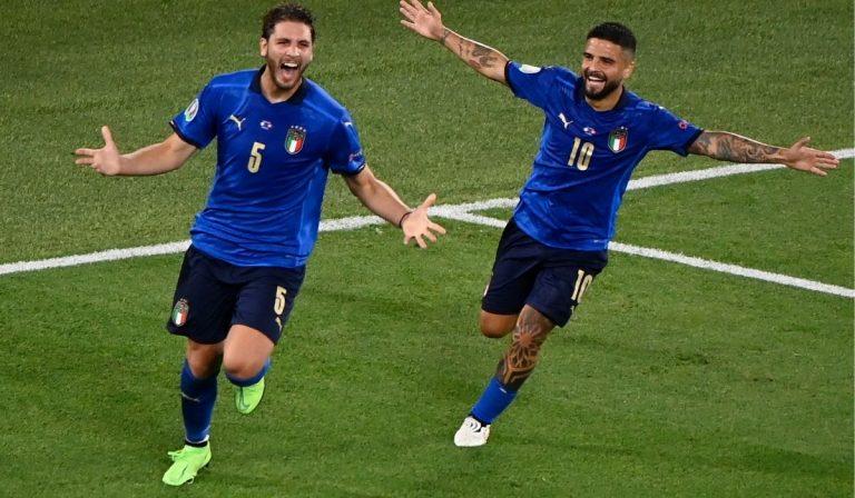 euro 2020 Italia Svizzera
