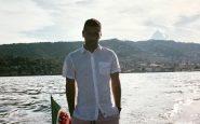 Lago di Garda cadavere