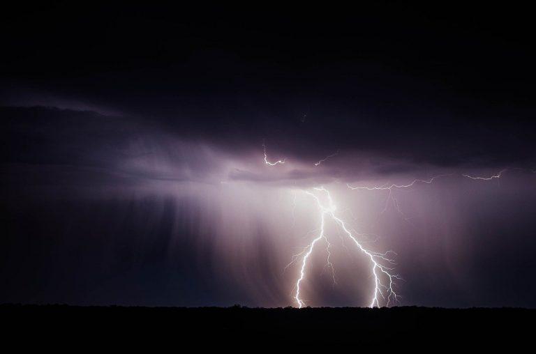 Un fulmine nel cielo
