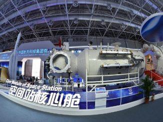 navicella spaziale cinese