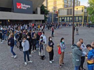 Open day vaccini Bologna