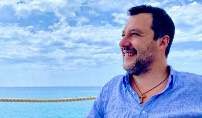 Salvini federazione Forza Italia