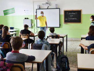 scuola presenza