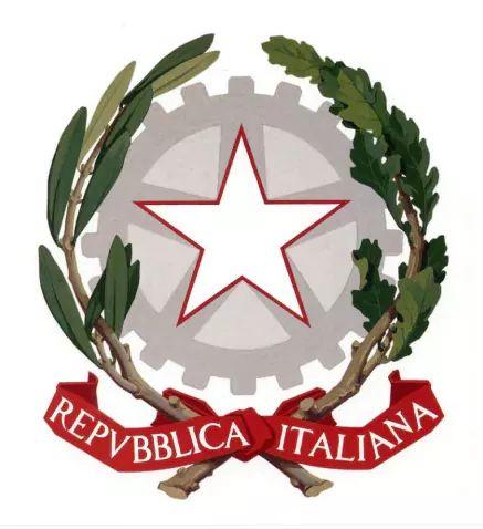 i simboli dello stemma degli italiani