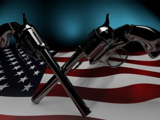 USA pistola lotteria Covid