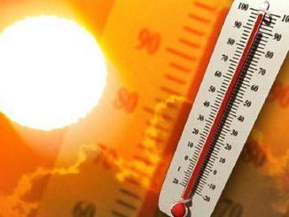 Meteo: in arrivo caldo torrido