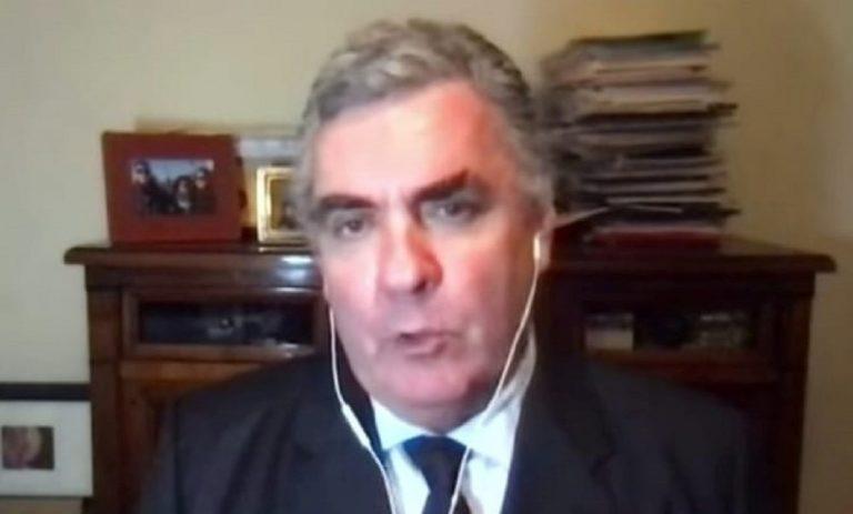 Il professor Sergio Abrignani