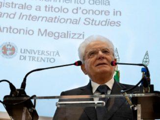 Antonio Megalizzi laurea honorem