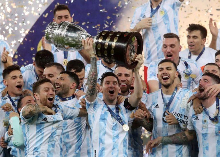 L'Argentina vince la Coppa America