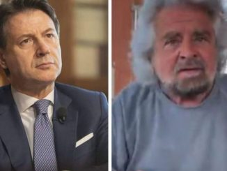 Conte tregua Beppe Grillo