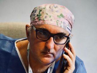 Il dottor Giuseppe De Donno