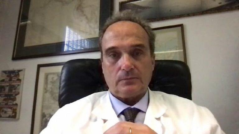 Il professor Giovanni Di Perri