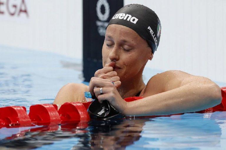 Tokyo 2020, Federica Pellegrini in finale