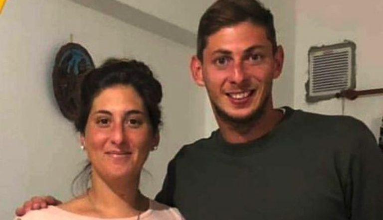 Emiliano e Romina Sala