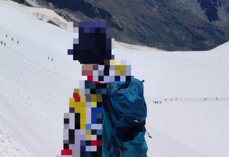 Escursione ad alta quota