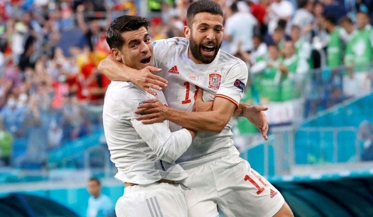 Euro 2020 Svizzera Spagna