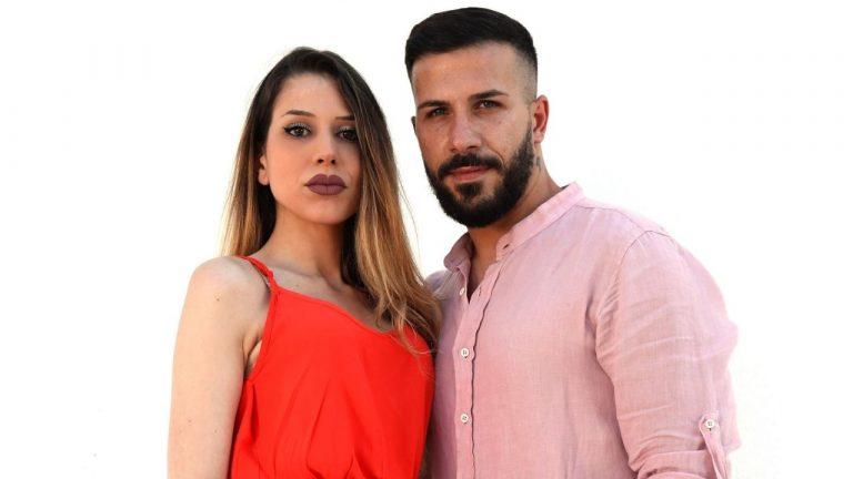 Floriana e Federico Temptation Island