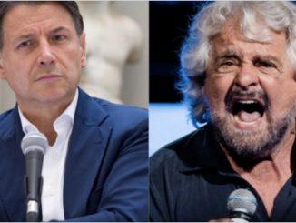 Giustizia Conte Grillo
