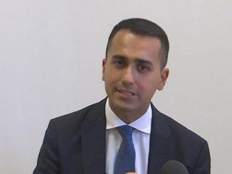 """Di Maio al Giffoni: """"Il sistema nato dal green pass sta funzionando"""""""""""