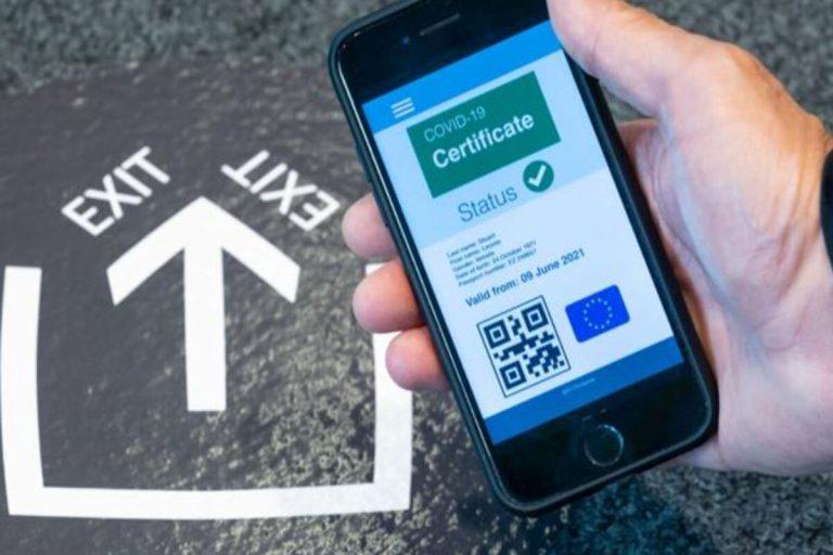 Green pass app