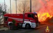 Musumeci sugli incendi in Sicilia