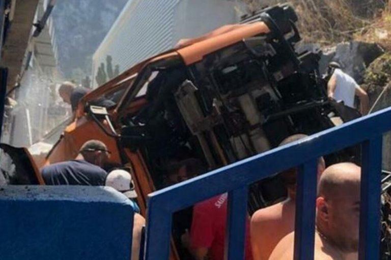 Incidente Capri testimonianze