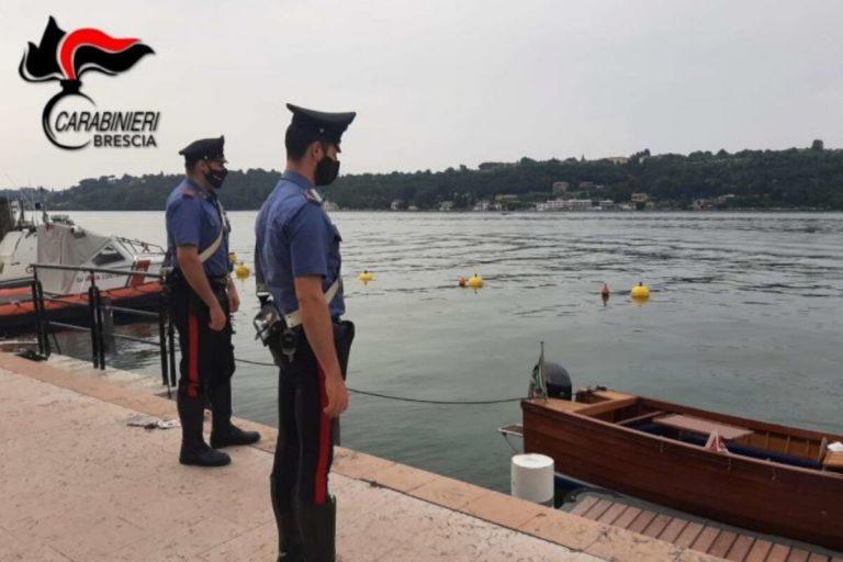 Incidente Garda turista arrestato